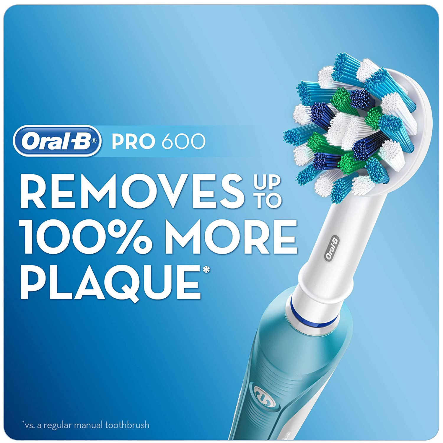 Oral B Pro 600 Cross Action Electric Toothbrush India