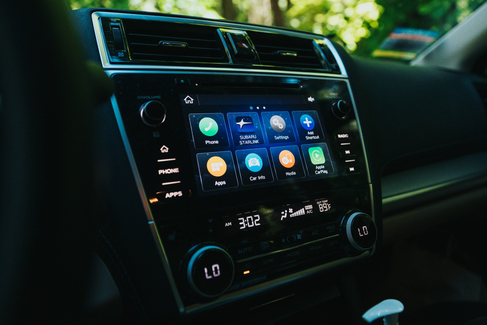 car music system with bluetooth and navigation